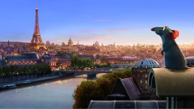 Ratatouille sur W9 : comment la Ville lumière a-t-elle été recréée ?