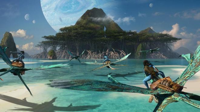 Avatar 2 : découvrez une superbe image du monde sous-marin