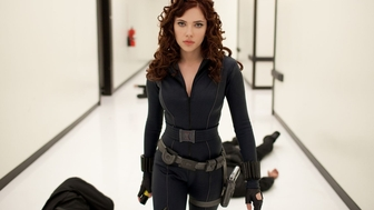 Iron Man 2 : Scarlett Johansson tacle l'hypersexualisation de Black Widow dans le film