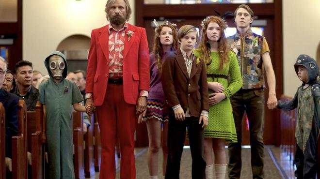 Captain Fantastic sur Arte : le film est-il tiré d'une histoire vraie ?