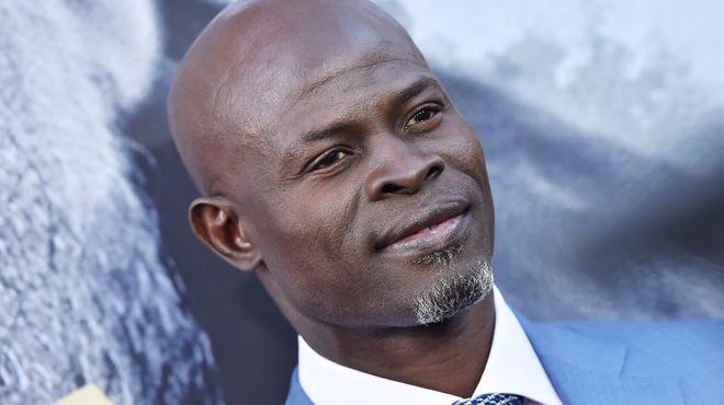 """Djimon Hounsou : """"Il est temps de se retrouver et """"Sans un bruit 2"""" est l'occasion pour ça"""""""