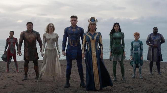 Les Éternels : pourquoi le groupe n'est pas intervenu pour aider les Avengers ?