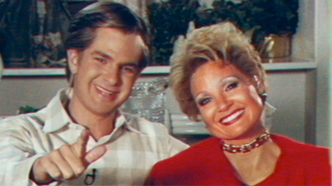 The Eyes of Tammy Faye : Jessica Chastain et Andrew Garfield s'affichent dans un look surprenant