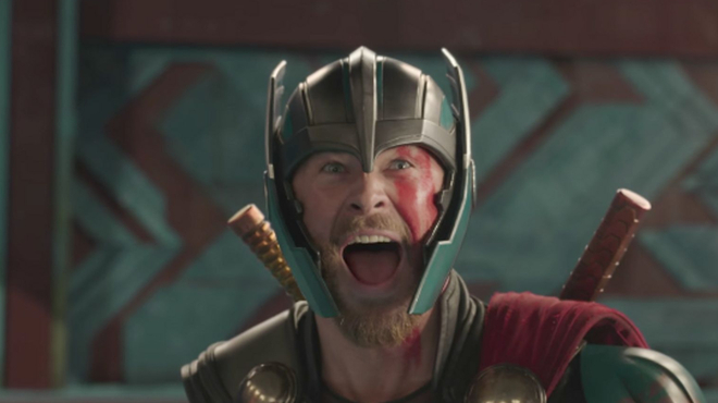 Thor Love and Thunder : Chris Hemsworth annonce la fin du tournage, tout en muscles