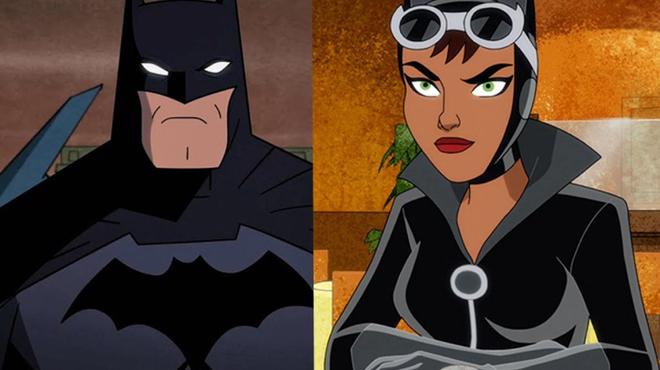 Harley Quinn : une scène de sexe entre Batman et Catwoman a été censurée par DC