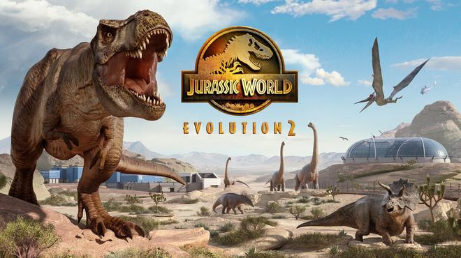 Jurassic World Evolution 2 : un superbe trailer dévoile des nouveaux dinosaures