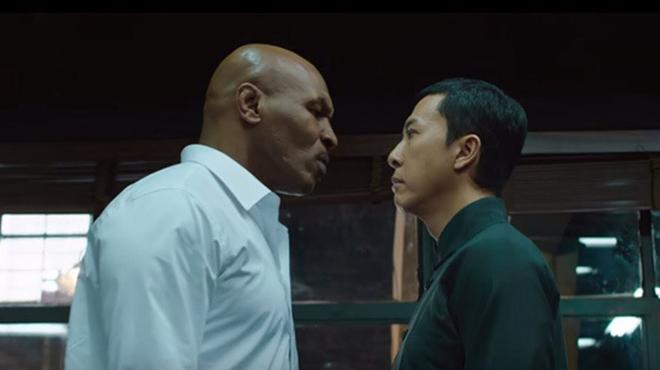 Ip Man 3 : Donnie Yen revient sur sa confrontation avec Mike Tyson