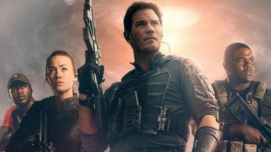 The Tomorrow War : le film se dévoile dans une nouvelle bande-annonce explosive