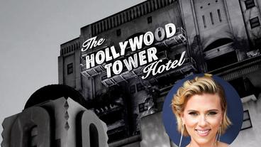 La Tour de la terreur : Scarlett Johansson jouera dans le film basé sur l'attraction de Disneyland