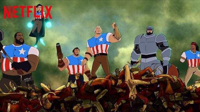 America, Le film sur Netflix : c'est quoi cette comédie produite par Phil Lord et Chris Miller ?