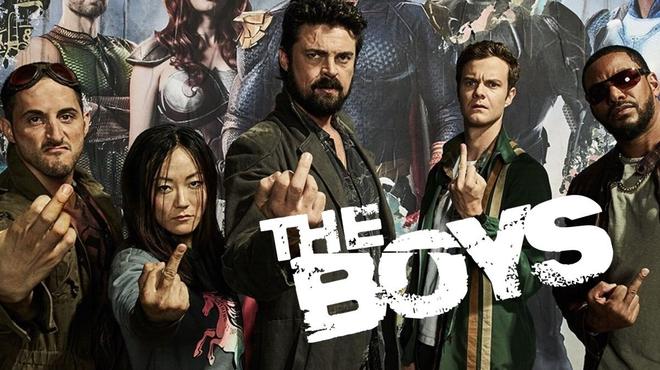 The Boys saison 3 : premier aperçu de Soldier Boy