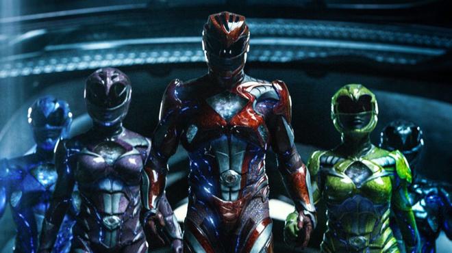 Power Rangers : le reboot prêt à sortir en 2023 ?