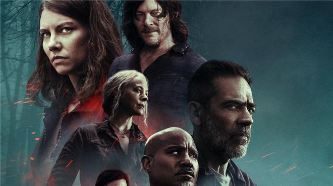 The Walking Dead : des images pour la saison 11