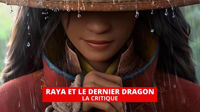 Raya et le Dernier Dragon : la claque visuelle de Disney