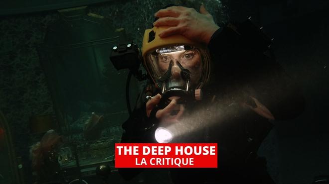 The Deep House : un cauchemar en apnée au coeur de l'horreur