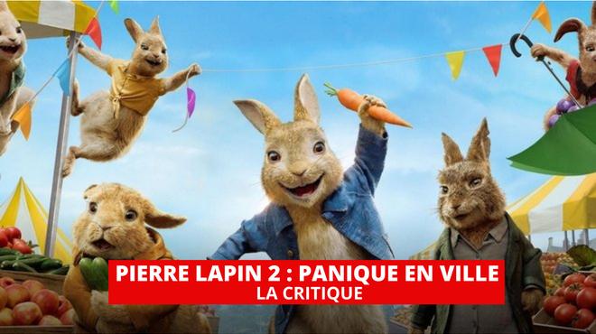 Pierre Lapin 2 : essai transformé pour la petite bande de la ferme McGregor ?