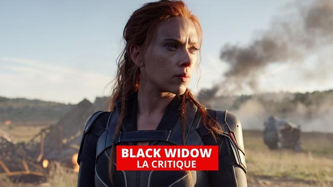 Black Widow : la Veuve noire fait ses adieux en beauté