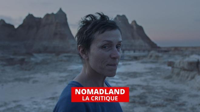 Nomadland : voyage en Amérique avec Frances McDormand
