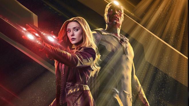 WandaVision : voici ce qu'aurait donné la fin alternative avec Dr Strange