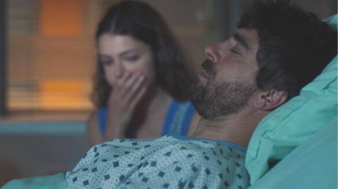 Ici tout commence : Lisandro se retrouve à l'hôpital