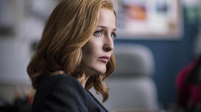 X-Files : Gillian Anderson a fait une dépression après avoir quitté la série