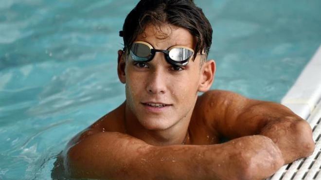 Handi-Gang : premier rôle pour le nageur paralympique Théo Curin