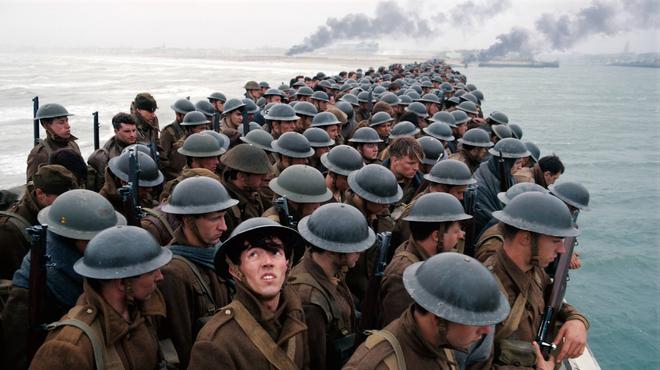 Dunkerque : la représentation de l'armée française a fait polémique