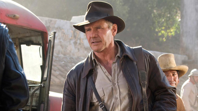Indiana Jones 5 : le tournage retardé suite à la blessure d'Harrison Ford ?