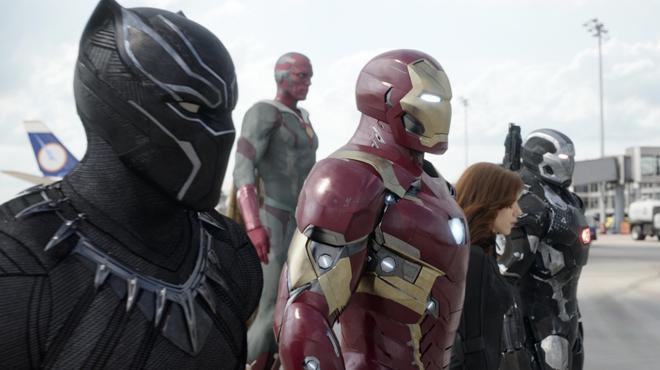 Captain America Civil War sur TF1 : le rôle de Black Panther devait être différent