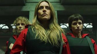 La Casa de Papel partie 5 : Netflix dévoile la bande-annonce sous tension