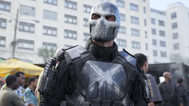 Captain America Civil War : Frank Grillo (Crossbones) était très en colère contre Marvel