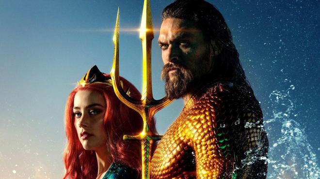 Aquaman 2 : Amber Heard s'entraîne dur (vidéo)