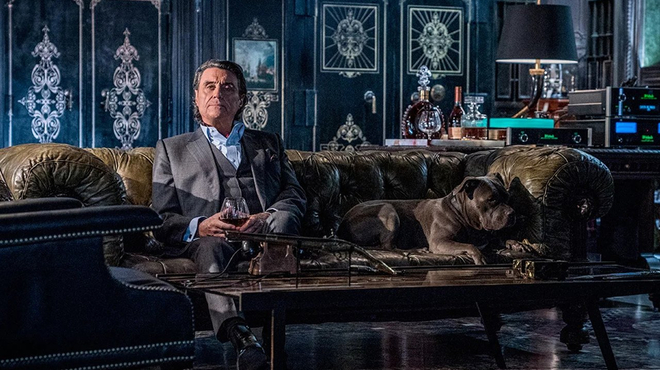 John Wick 4 : Ian McShane (Winston) reprend son rôle
