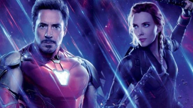 Black Widow : Iron Man a failli être dans le film