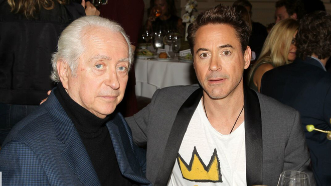 Robert Downey Sr., père de l'acteur Robert Downey Jr., est décédé