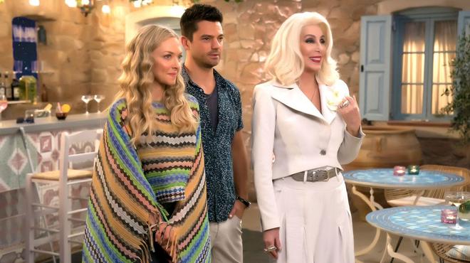 Mamma Mia ! Here we go again sur TF1: Cher n'était pas fan d'Abba