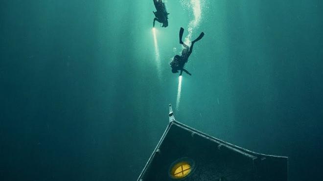The Deep House : le film a-t-il vraiment été tourné sous l'eau ?