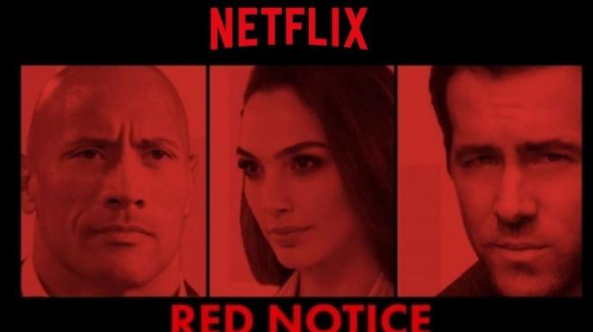 Red Notice : une première image et une date pour la comédie d'action Netflix avec Dwayne Johnson
