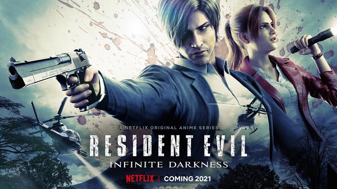 Resident Evil Infinite Darkness : c'est quoi cette série Netflix ?