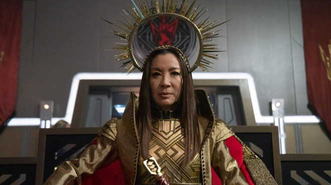 The Witcher Blood Origin : Michelle Yeoh rejoint le spin-off