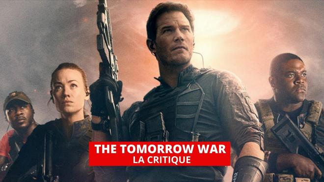 The Tomorrow War : Chris Pratt envoyé dans le futur pour combattre des aliens