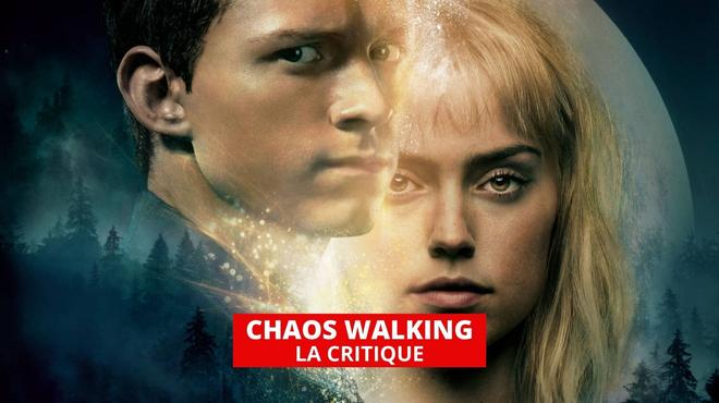 Chaos Walking : Tom Holland dans un monde sans femmes