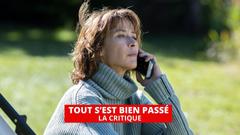 Tout s'est bien passé : François Ozon livre un beau drame sur l'euthanasie