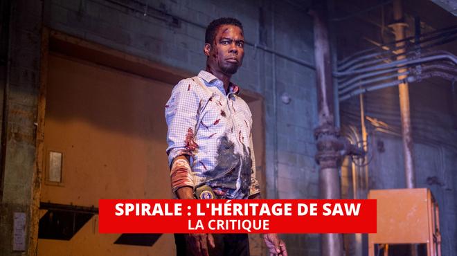 Spirale - l'héritage de Saw : Chris Rock explose en plein vol
