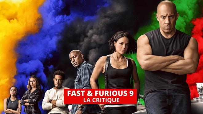 Fast and Furious 9 : nouvelle perte de vitesse dans la saga
