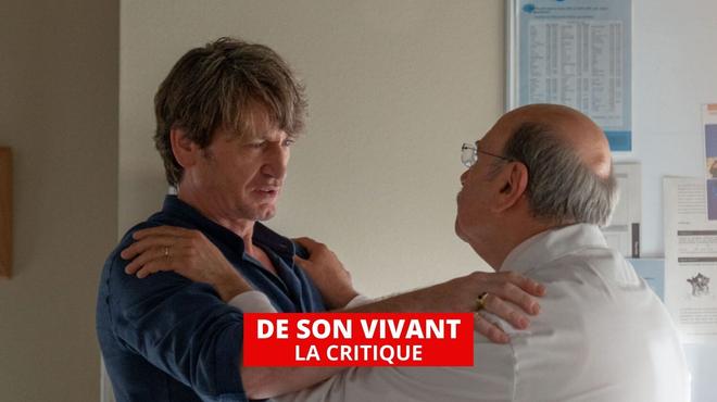 De son vivant : des acteurs en état de grâce dans un drame poignant