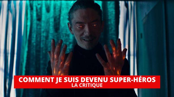 Comment je suis devenu super-héros : tentative émouvante d'un super-film français