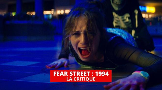 Fear Street 1994 : un hommage au cinéma d'horreur rétro