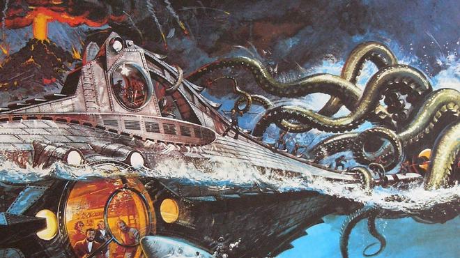 Nautilus : Disney prépare une série inspirée de 20 000 lieues sous les mers