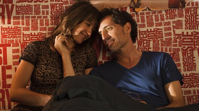 Un bonheur n'arrive jamais seul sur TFX : Sophie Marceau et Gad Elmaleh s'intimidaient lors de leur rencontre